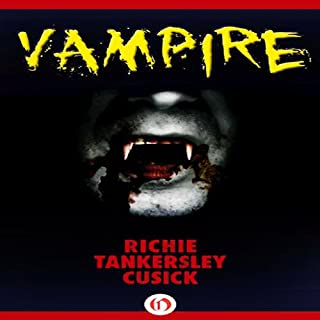 Vampire                   By:                                                                                                                                 Richie Tankersley Cusick                               Narrated by:                                                                                                                                 Judith West                      Length: 6 hrs and 20 mins     3 ratings     Overall 3.7