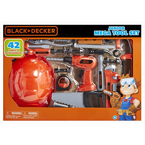 Taladro Juguete Bosch  marca Black and Decker Jr