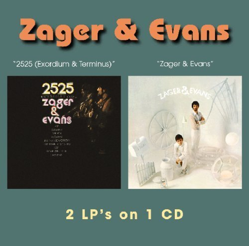 2525 / Zager & Evans by Zager & Evans (2008-11-11)
