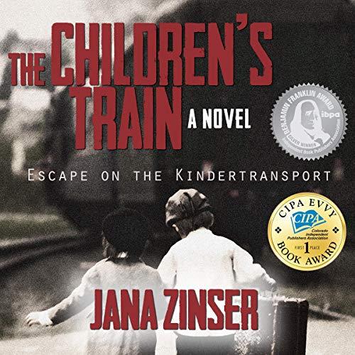 The Children's Train audiobook cover art