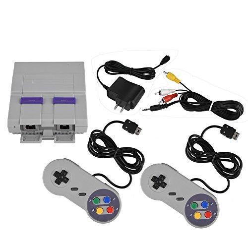 Snes Console, Super Mini 16 BIT Console System com Gamepad para SFC SNES Nintendo Games