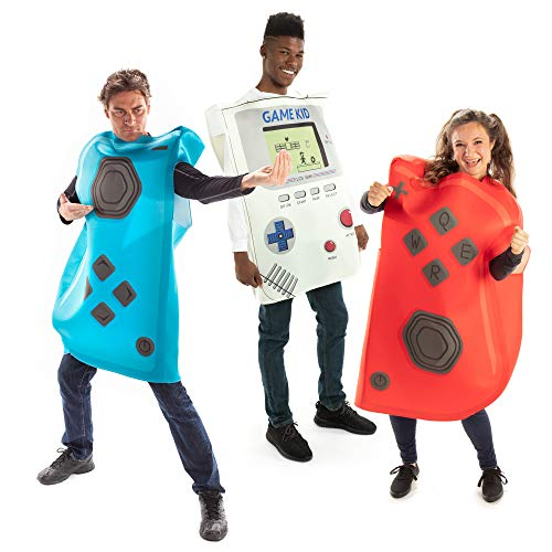Gaming Controllers Group Halloween Costume - Unisex Video Game Outfits