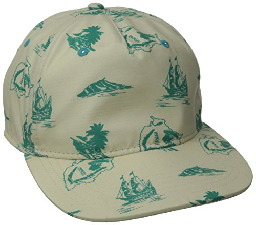 Neff Cap Hawaii weiß/grün One Size