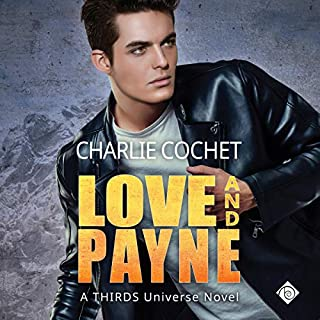 Love and Payne audiobook cover art