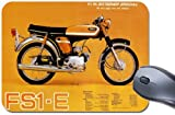 FS1-E Sports Moped Advert Poster <span class='highlight'>Mouse</span> Mat High Quality Motorbike <span class='highlight'>Mouse</span> <span class='highlight'>Pad</span> Motorbike FS1E
