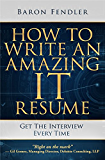 如何写一份精彩的IT简历:每次都要面试