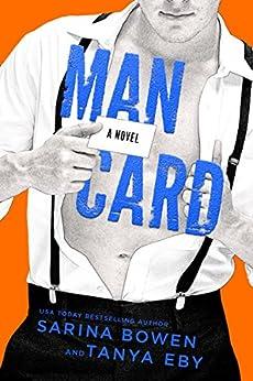Man Card (Man Hands Book 2) by [Sarina Bowen, Tanya Eby]