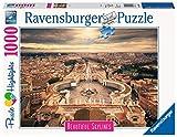 Ravensburger- Rome Puzzle 1000 piezas Foto & Paisajes, Color 1. (14082) , color/modelo surtido