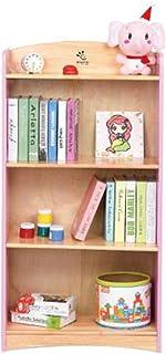 Bibliothèque Cuisine & Maison Porte-revues étagère de Rangement en métal pour Enfants étudiante étagère/étagères de Rangem...