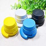 ETbotu School Things - Grapadora sin grapas para el hogar y la oficina, color al azar