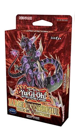 YU-GI-OH! Deck de Structure : La Rage du Dinobroyeur - Version Francaise - SR04