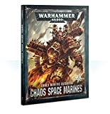 Games Workshop Warhammer 40k - Codex V.8 Chaos Space Marine 2 (2019) (FR)