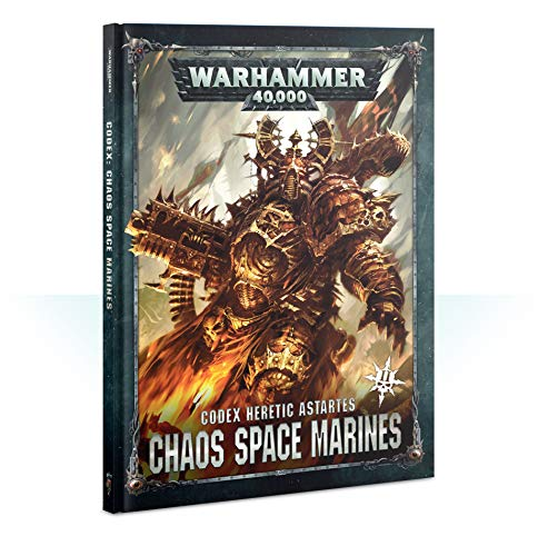 Games Workshop Codex Heretic Astartes - Chaos Space Marines V8-2 - Français - Warhammer 40,000