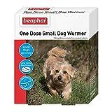 <span class='highlight'>Beaphar</span> <span class='highlight'>One</span> <span class='highlight'>Dose</span> <span class='highlight'>Wormer</span> Small Medium and Large Dogs Dog Worming <span class='highlight'><span class='highlight'>Tablets</span></span> (Small Dogs under 6kg)