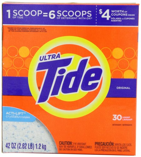 Product Image of the Tide Powder Detergent