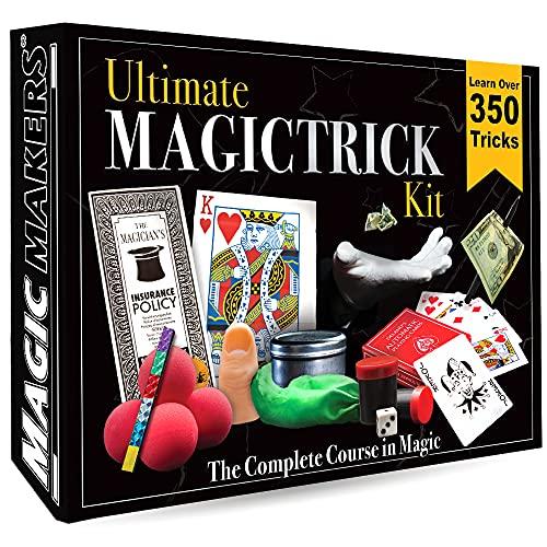 Magic Makers Ultimate Magic Trick Kit 350 Tricks