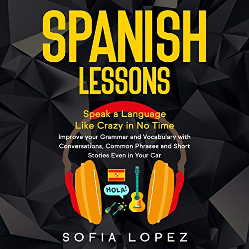 Spanish Lessons cover art
