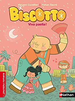 Hardcover Biscotto: Viva paella ! (4) (PREMIERS ROMANS) (French Edition) [French] Book