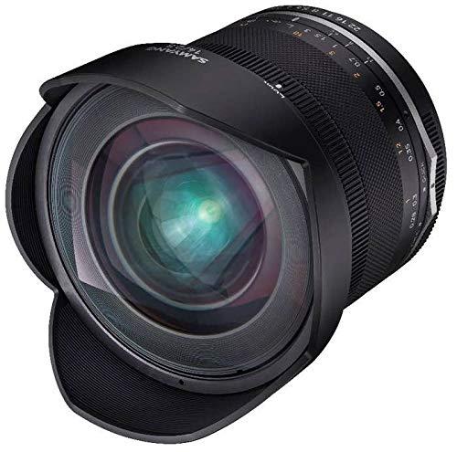 Samyang MF 14mm F2,8 MK2 Fuji X – Weitwinkel Objektiv manueller Fokus Festbrennweite für APS-C Kameras mit Fuji X Mount, 2. Generation Fujifilm X-T1, X-Pro2, X-T3, X-H1, X-T30, X-Pro3, X-T200, X-T4