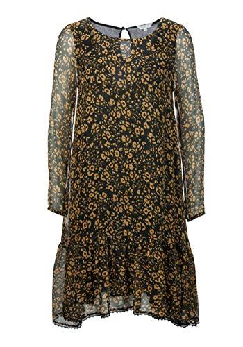 FROGBOX Kleid Größe 38 EU Mehrfarbig (2368 wild dot)