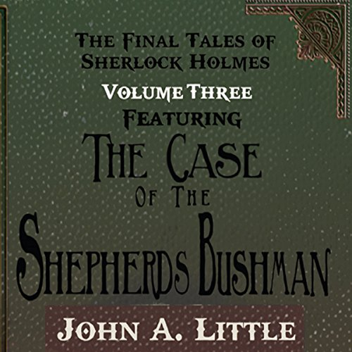 The Shepherds Bushman audiobook cover art