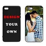 Naispanda Coque pour iPhone 6S - Coque Téléphone Personnalisée, Personnalisable avec Votre Propre...