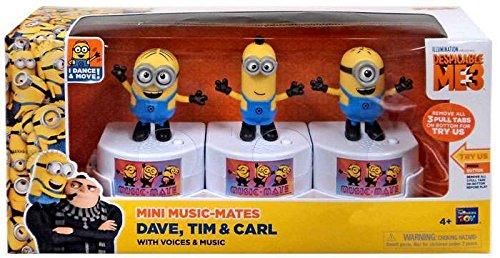 Despicable me Mini Music-Mates
