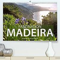 Faszination Madeira (Premium, hochwertiger DIN A2 Wandkalender 2022, Kunstdruck in Hochglanz): Hanna Wagner zeigt Madeiras beeindruckendste Facetten in einem monatlichen Bilderreigen. (Monatskalender, 14 Seiten )