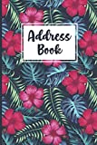 Address Book: Alphabetical Organizer with Record, Perfect for Keeping Track of Birthday, Phone Number, Address, Email & Important Notes
