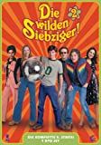 Die wilden Siebziger! - Die komplette 2. Staffel (4 DVDs - Digipack)