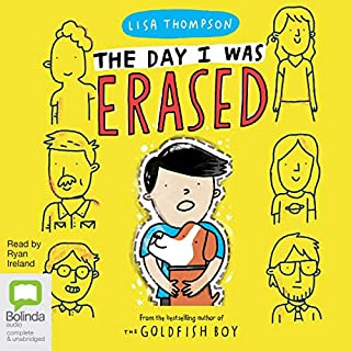 The Day I Was Erased cover art