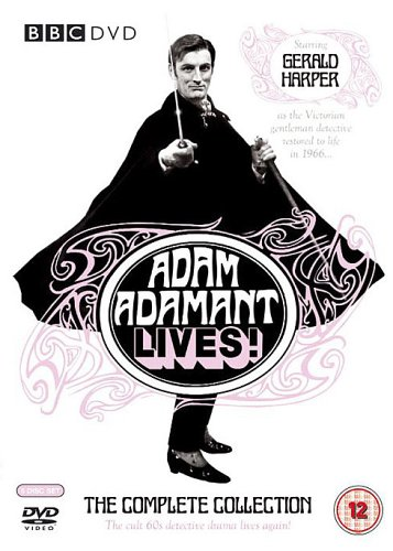 Photo of Adam Adamant Lives! – The Complete Collection (5 Disc Box Set) [1966] [DVD]