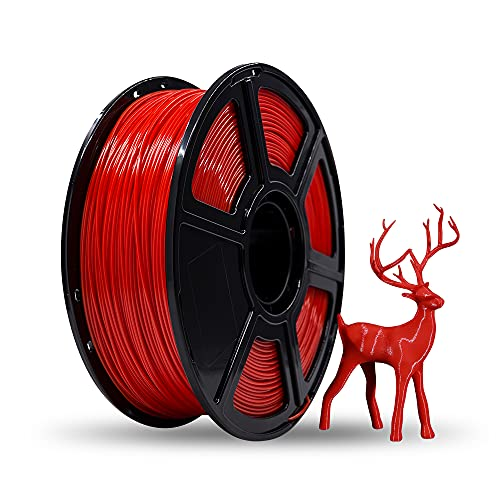 FLASHFORGE Filament 0.5 kg red, NA