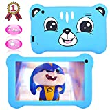 Kids Tablet,7 inch Android 9.0 Kids Edition Tablet with WiFi,GMS Certified, 2GB+16GB Tablet