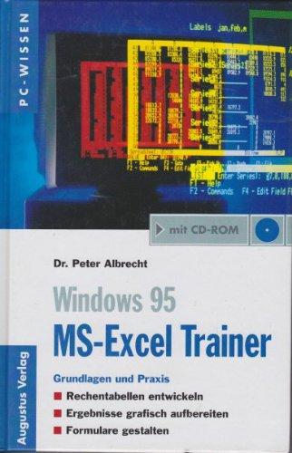 Windows 95. MS-Excel-Trainer. Grundlagen und Praxis