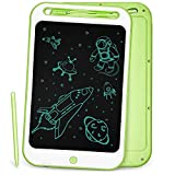Richgv LCD Writing Tablet 10 Inches Electronic Writing & Drawing Doodle Board with Memory Lock Digital Writing Pad for Age 3+