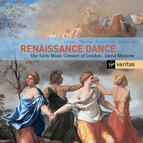 Renaissance Dance: The Early Mus...