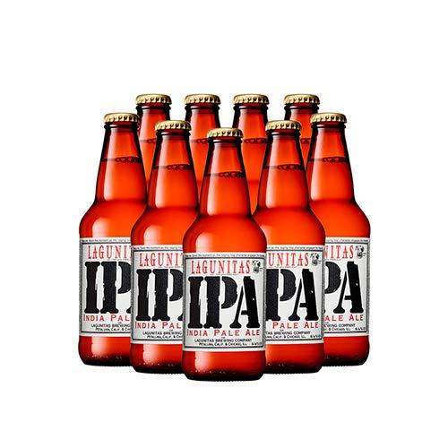 Cerveza Artesanal Lagunitas IPA 24 Botellas de 355ml