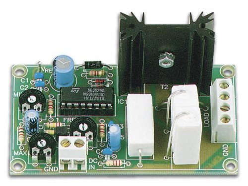 VELLEMAN K8004 DC to Pulse Width Modulator Kit - Control DC Motors