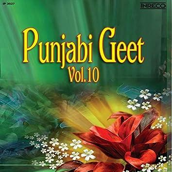 Punjabi Geet Vol 10
