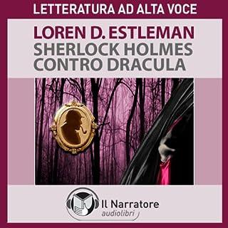 Sherlock Holmes contro Dracula copertina
