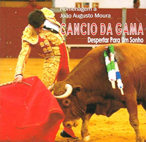 Cancio Da Gama - Despertar Para Um Sonho [CD] 2009