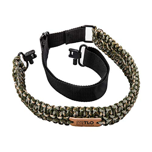 TLO Outdoors Paracord Gun Sling