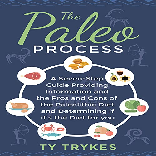 The Paleo Process Audiobook By Ty Trykes cover art
