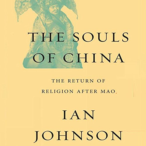 The Souls of China audiobook cover art