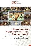 Développement et aménagement urbains au Cameroun tome 3: De l'urbanisation au sens propre à l'urbanisation des systèmes d'information