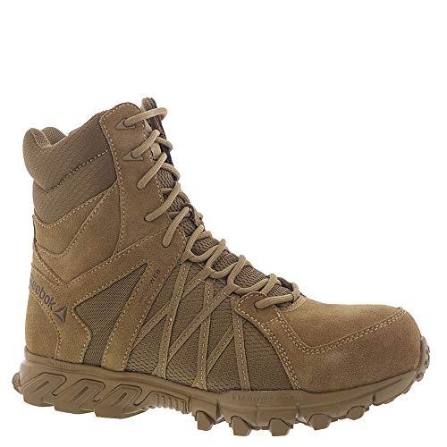 Reebok Herren Trailgrip Tactical Arbeits- und Sicherheitsschuhe, 20,3 cm, Braun (Coyote), 45 EU