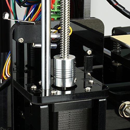ALUNAR Impresora 3D de escritorio actualizada Self Assembly DIY ...