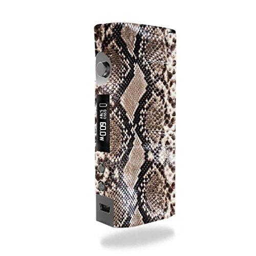 Kanger KBOX Mini Vape E-Cig Mod Box Vinyl DECAL STICKER Skin Wrap / Diamondback Design