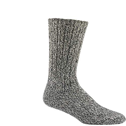 Wigwam El Pine F2044 Sock, Salt & Pepper - LG